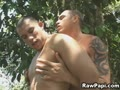 Two Twinky Latino Bareback In The Bedroom